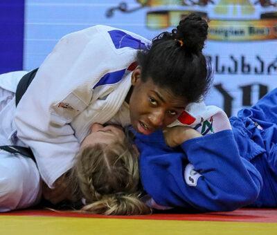 Grand Prix de Tbilissi 2018  – J2 : deux médailles d'or ce samedi