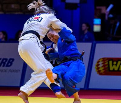Championnats d'Europe seniors 2018 : la catégorie des -48kg