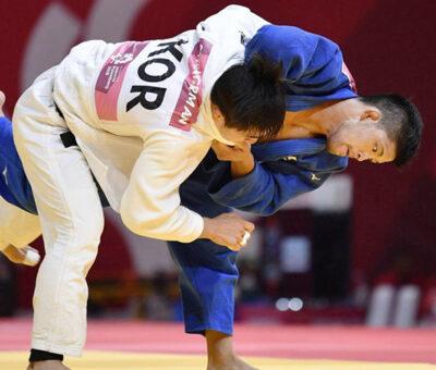 Jeux d'Asie seniors 2018 – J1 : Ono au forceps
