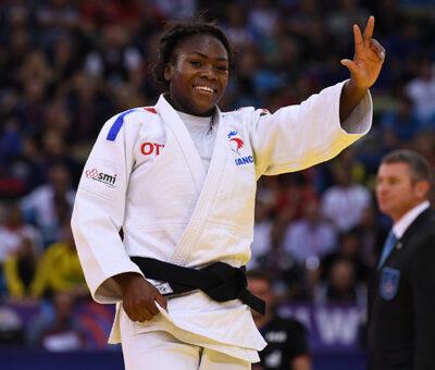 Championnats du monde seniors 2018 – J4 : Clarisse Agbegnenou, plus que parfaite