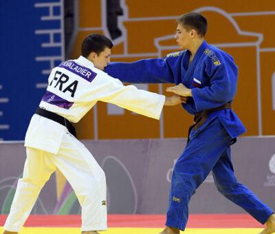 Jeux olympiques de la jeunesse 2018 : Romain Valadier-Picard au pied du podium