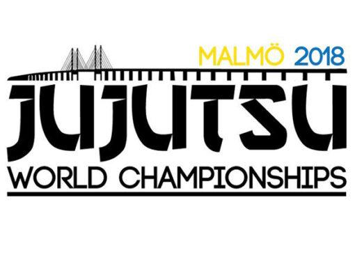 Carton plein de l'équipe de France aux mondiaux  de jujitsu 2018