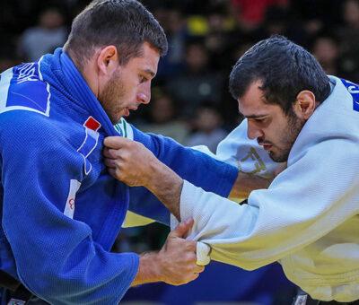 Grand Prix de Tashkent 2018 : le retour d'Iddir
