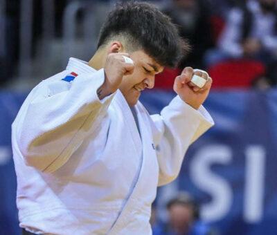 Grand Prix de Tbilissi 2019 – J3 : Tolofua, fille en or !