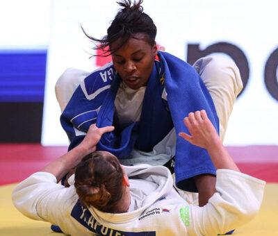 Grand Chelem de Bakou 2019 – J3 : Malonga, juste le bronze