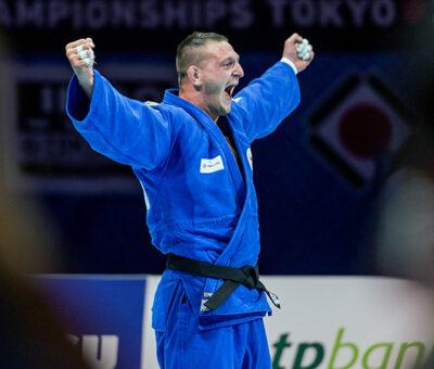 Championnats du monde seniors 2019 – J7 : Krpalek plane sur Tokyo