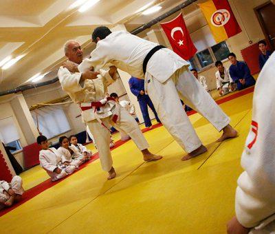 Istanbul, le judo en introspection