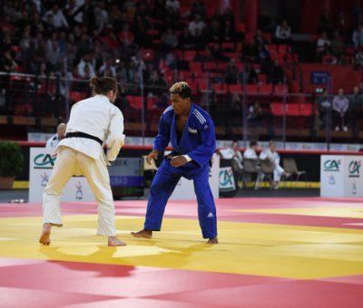William Cysique file à Sucy Judo…