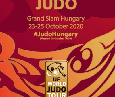 Grand Chelem de Budapest 2020 : Du niveau!