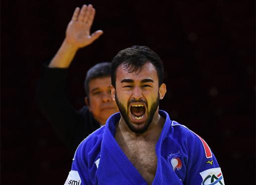 Grand Chelem de Tashkent 2021 – J1 : Mkheidze en bronze !