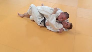 Professeur – Dégagement de jambe avec Patrick Bigot