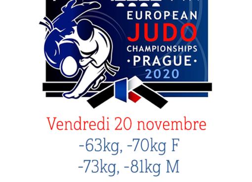 Championnats d'Europe seniors 2020 – J2