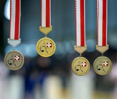 Maintien des championnats de Suisse individuels