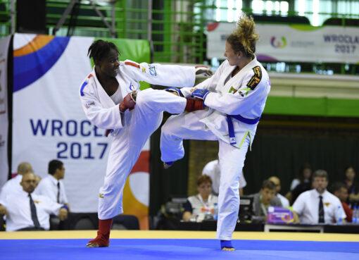 Championnats de France jujitsu 2020