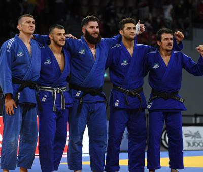 CF 1re div. / équipes 2020 – J1 : Sucy Judo titré !