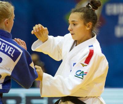 Championnats d'Europe juniors 2020 – J1: Mokdar, un triplé historique