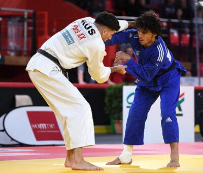 Luca Otmane pour un an au PSG Judo
