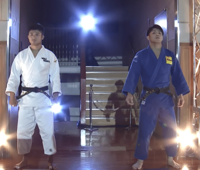 ABE/MARUYAMA – Lessons of a fight. When japanese judo stays, more than ever, the best advertising of our discipline