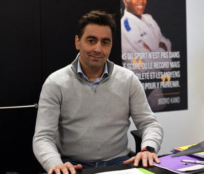 Stéphane Nomis annonce les étapes de la reprise du judo