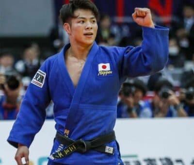 Hifumi Abe sera le titulaire olympique japonais en -66kg