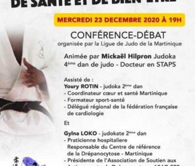 """Une visioconférence sur le """"sport facteur de santé et de bien être"""" organisée par la ligue de la Martinique"""