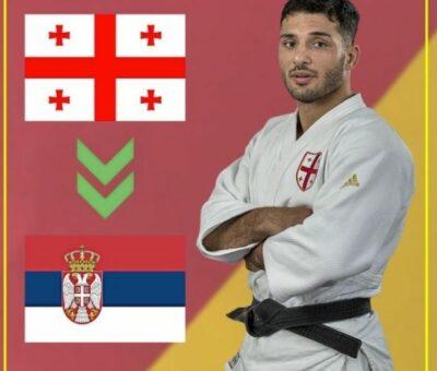 Le Géorgien Rekhviashvili va combattre pour la Serbie