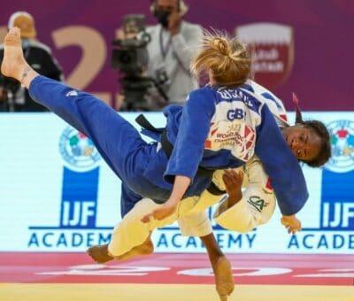 Masters de Doha 2021 – J2: Agbegnenou en or