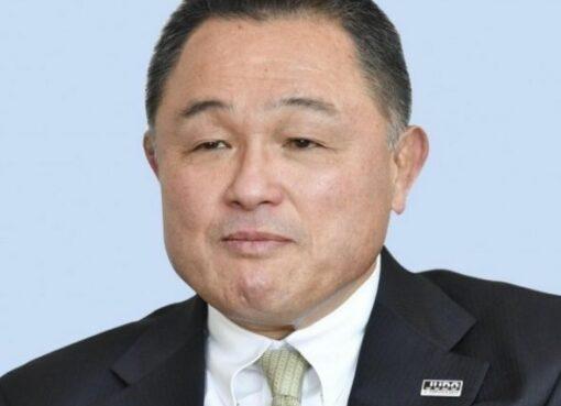 Fédération japonaise de judo : Yasuhiro Yamashita en difficulté