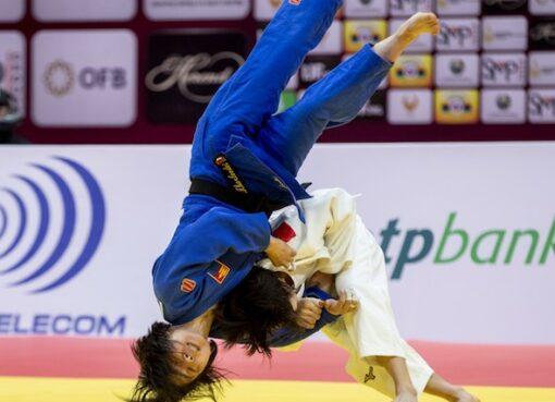 Grand Chelem de Tashkent 2021 – J1 : Le Japon déjà trois fois en or
