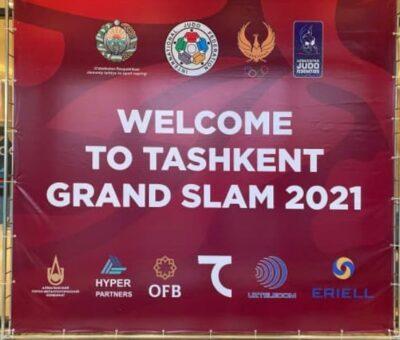 Grand Chelem de Tashkent 2021 : le tirage au sort est connu