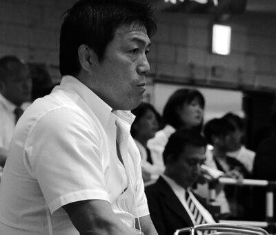Décès de Toshihiko Koga