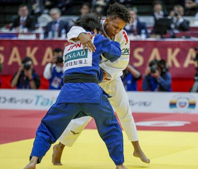 Grand Chelem d'Osaka 2019 – J1 : Buchard frappe un grand coup