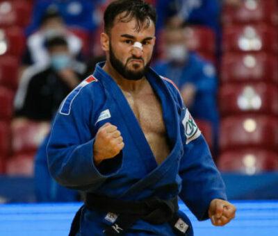 Championnats d'Europe seniors 2021 – J1: Buchard intouchable, Mkheidze à Tokyo?