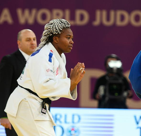 Grand Chelem de Kazan 2021 – J3 : Dicko fidèle au poste, Clerget vise le bronze