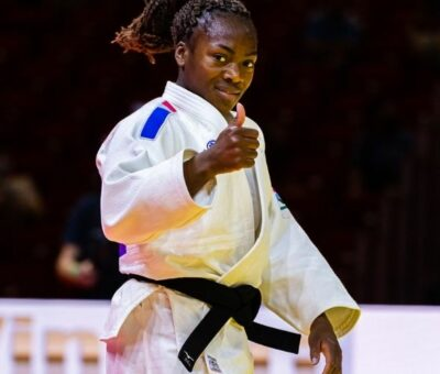Championnats du monde seniors 2021 – J4 : cinquième titre mondial pour Agbegnenou