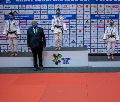 Coupe européenne cadets de Croatie 2021 : Marteau et Cuq en or
