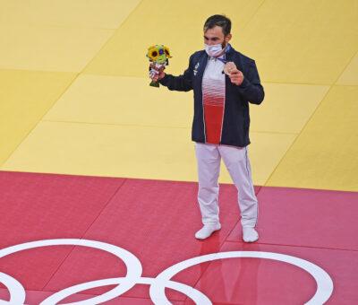 Jeux olympiques 2021 – J1 : le bronze du renouveau pour Luka Mkheidze!