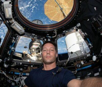 Jeux olympiques 2021 : le message de Thomas Pesquet depuis l'ISS