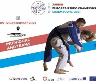 Championnats d'Europe juniors 2021 : la fédération luxembourgeoise cherche des volontaires