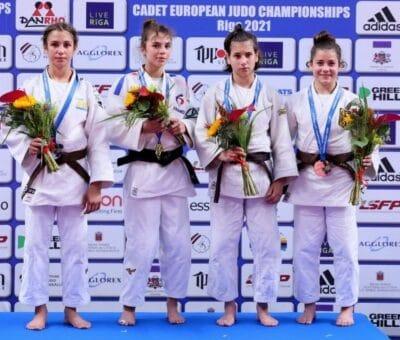 Championnats d'Europe cadets 2021 – J1 : Cuq intraitable