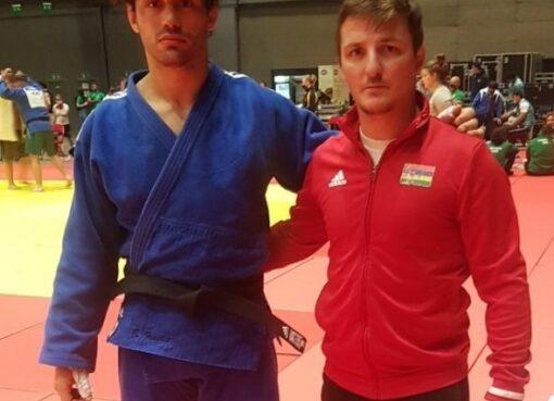 Baptiste Leroy, de retour en France à l'ESBM Judo ?