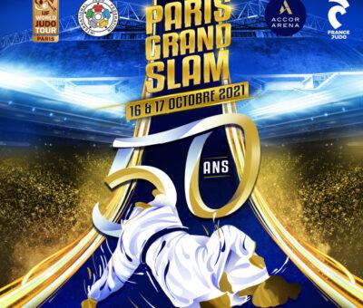 Grand Chelem de Paris 2021 : la sélection française