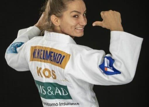 Fin de carrière pour Majlinda Kelmendi